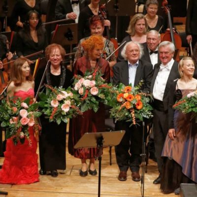Philharmonie München, mit Wilfried Hiller