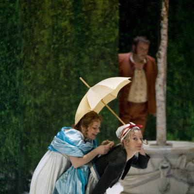 Liebe und Eifersucht, Celia (mit Christina Gerstberger)