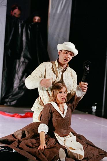 Gärtnerin aus Liebe, Serpetta (mit Ivan Orescanin)